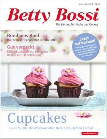Betty Bossi Magazin