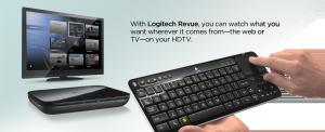 Google TV - Logitech