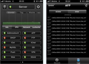 Server Admin Remote