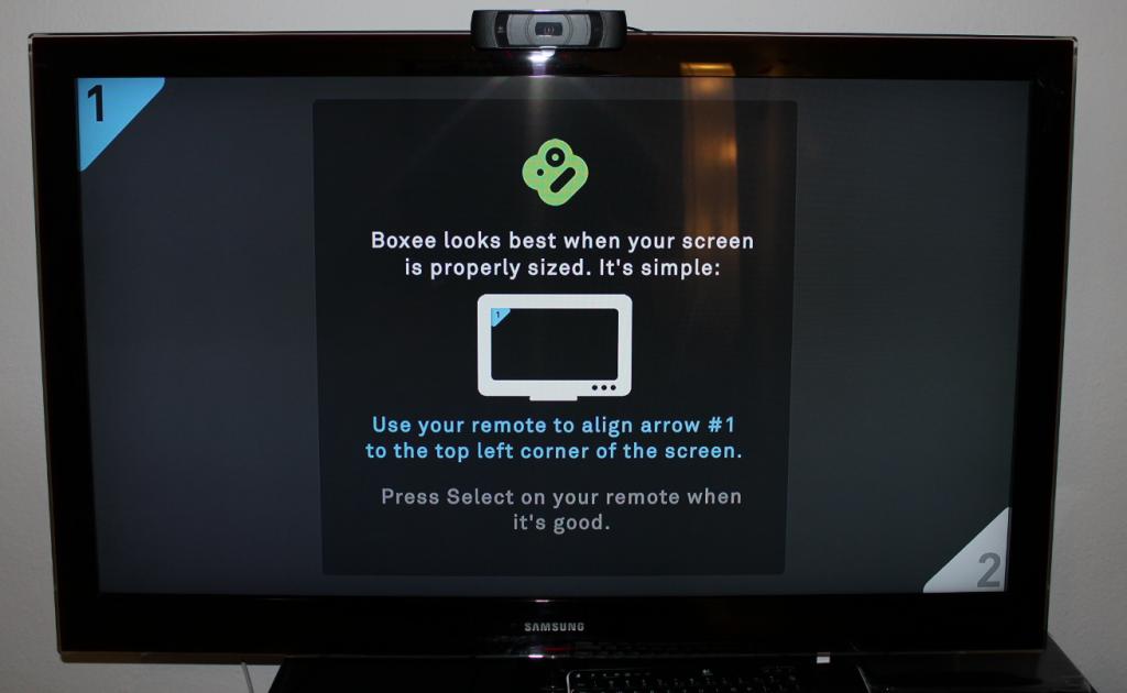 Bildschirm kalibrierung
