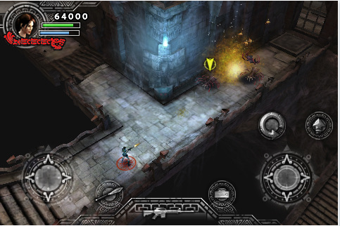 Lara Croft App