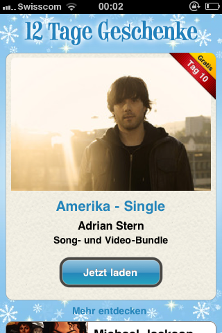 Amerika - Adrian Stern