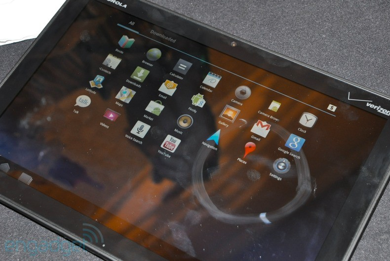 Xoom Tablet - Bildquelle Engadget