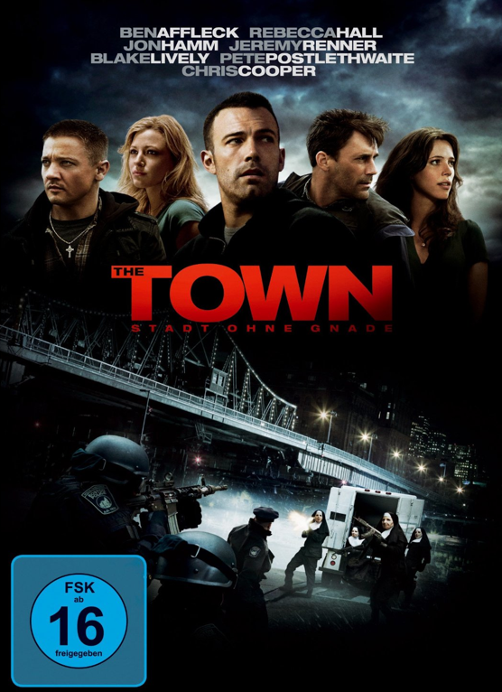 DVD – The Town – Stadt Ohne Gnade