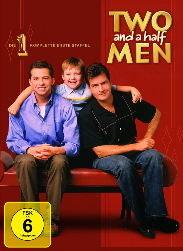 Mein cooler Onkel Charlie – Two and a half men – Staffel 1