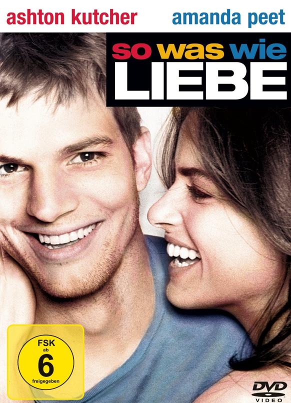 DVD – So was wie Liebe – a lot like love