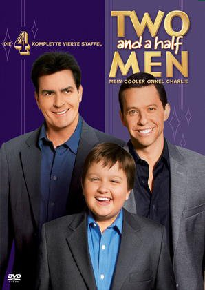 Serien – Mein cooler Onkel Charlie – Two and a half men – Staffel 4