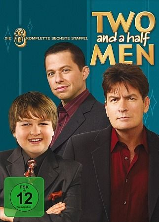 Mein cooler Onkel Charlie – Two and a half men – Staffel 6
