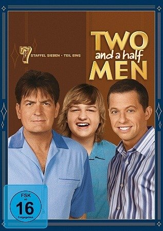 Serien – Mein cooler Onkel Charlie – Two and a half men – Staffel 7 – 1