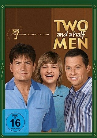 Serien – Mein cooler Onkel Charlie – Two and a half men – Staffel 7 – 2