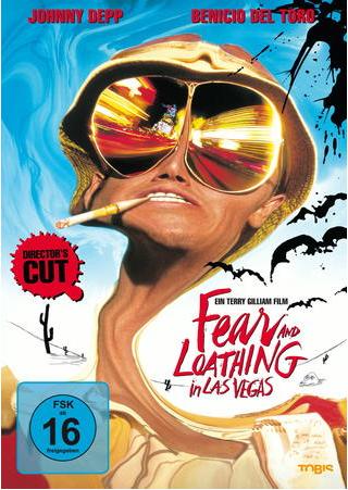 DVD – Fear an loathing in Las Vegas