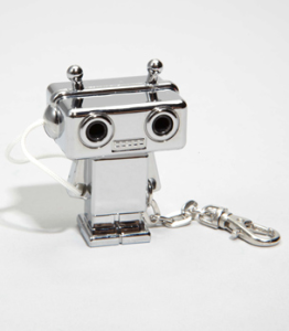 robot headphone splitter