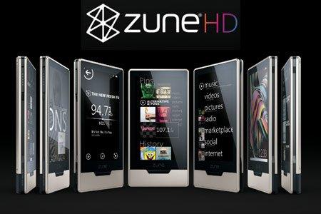 Zune HD Player
