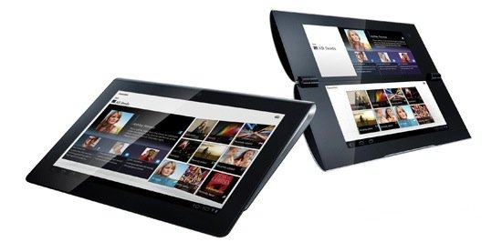 "Sony ""S1"" und ""S2"" Tablet"