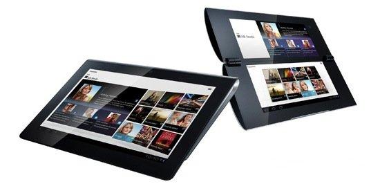 Sony Tablet – neues Werbevideo vom S1 und S2