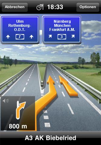 Navigon MobileNavigator App