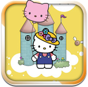 App Hello Kitty Puzzle Game