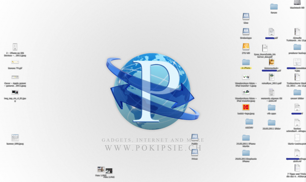 Desktop @pokipsie