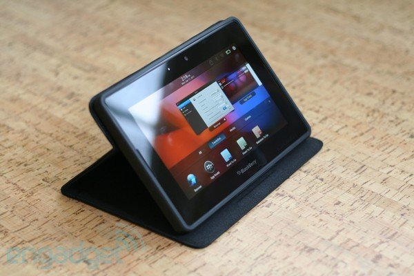 PlayBook – BlackBerry – RIM – Bildquelle Engadget.com