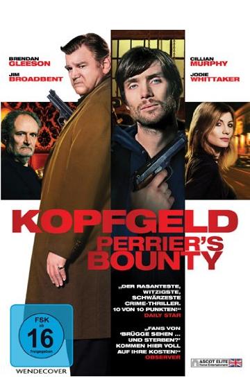 DVD – Kopfgeld Perrier's Bounty – mit Wettbewerb