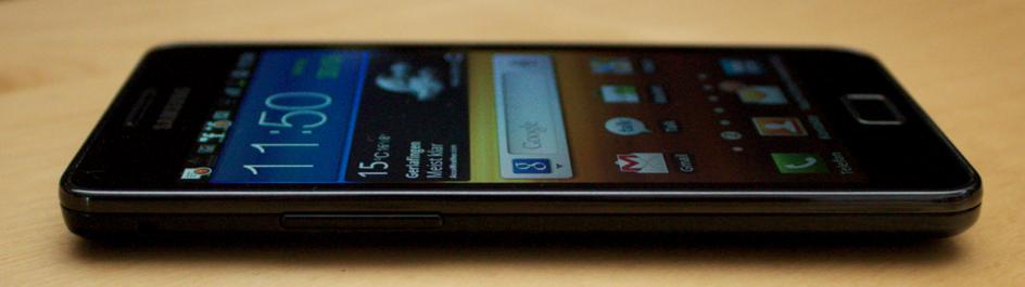 Samsung Galaxy GT-I9100 S2 – Nach einer Woche im Einsatz – Testbericht mit dem Super AMOLED Plus Display