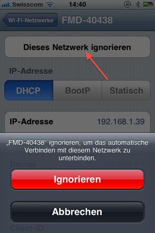 iOS 4.3.3 WiFi