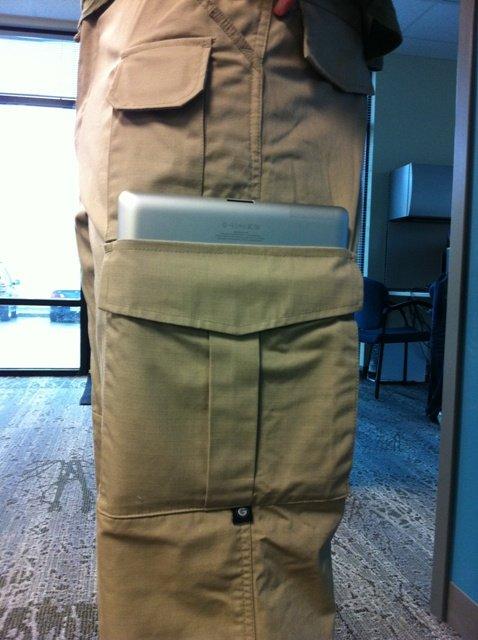Hosen für das iPad