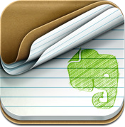 Evernote Peek App