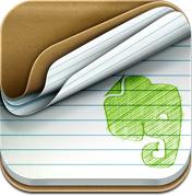 Evernote Peek App