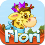 iOS – Flori hat Geburtstag – Kinder Buch App