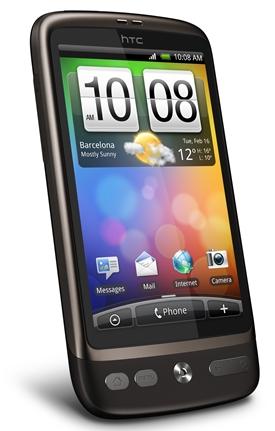 HTC Desire – Gingerbread Update kommt dank Verzicht auf einige Apps