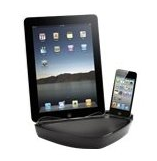 iPhone/iPad Dockingstation mit Schlüsselablage