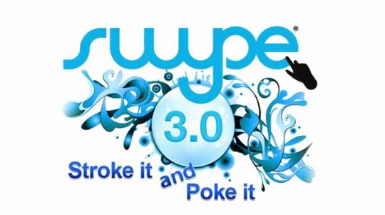 Swype 3.0 – endlich für Tablets optimiert in beta veröffentlicht