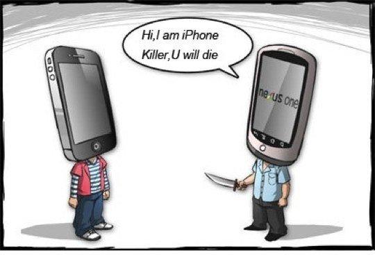 I am iPhone Killer?