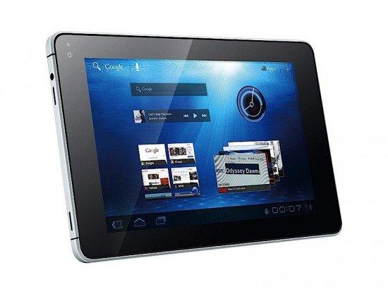 MediaPad das erste Tablet von Huawei – 7 Zoll mit Honeycomb 3.2?