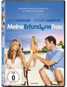 DVD - Meine erfundene Frau - Just go with it
