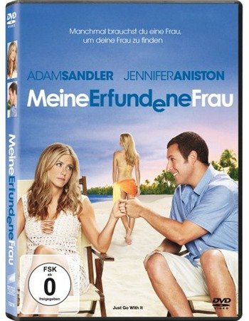 DVD – Meine erfundene Frau – Just go with it