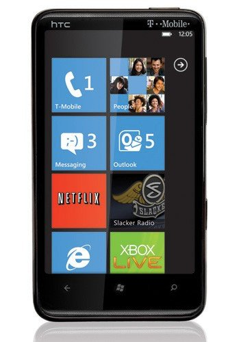 Marketplace vom Windows Phone 7