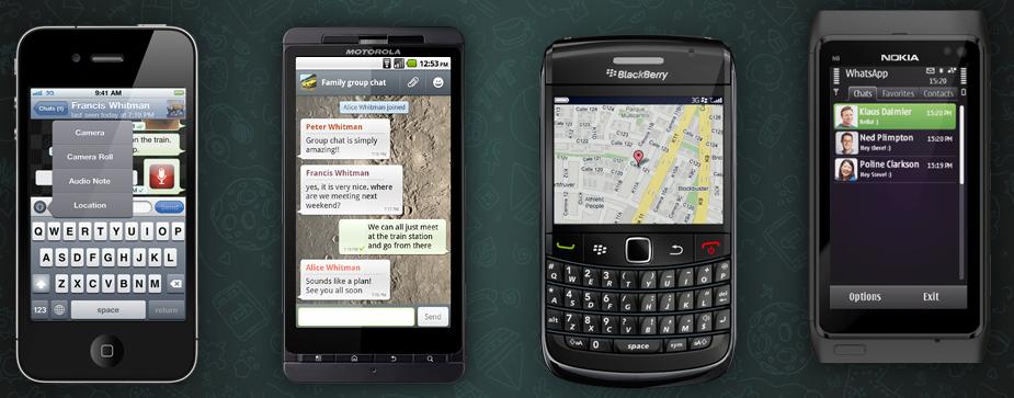 Windows s Phone 7 Entwickler gesucht für WhatsApp