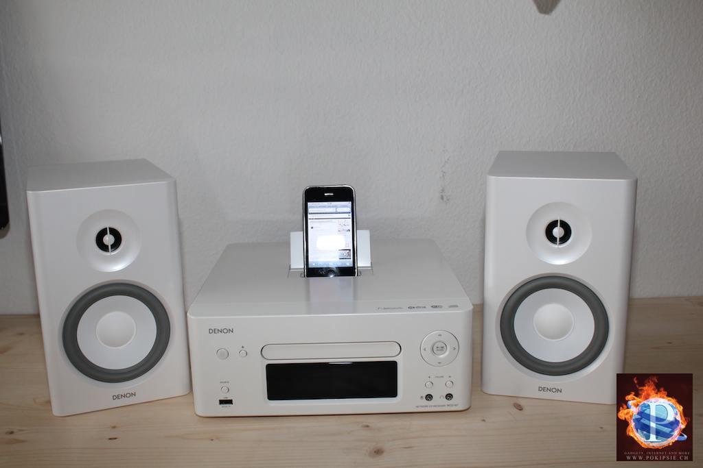 Denon CEOL RCD-N7 – Coole Anlage mit AirPlay Unterstützung