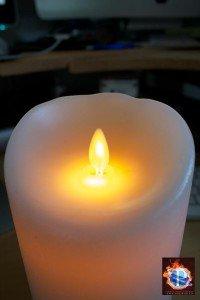 Luminara Dream Candle