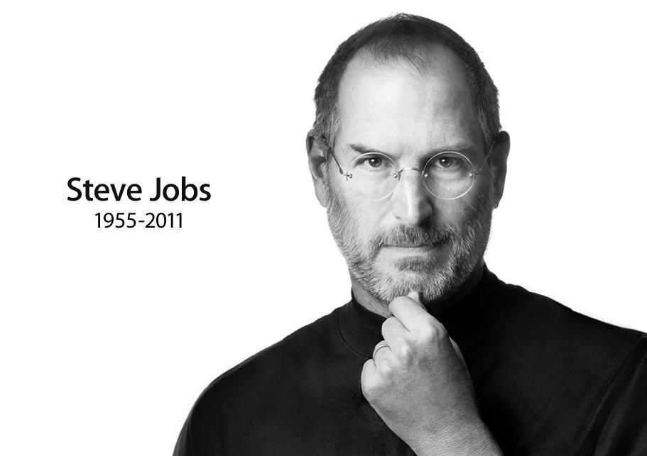 Steve Jobs ist tot 1955 – 2011 R.I.P.