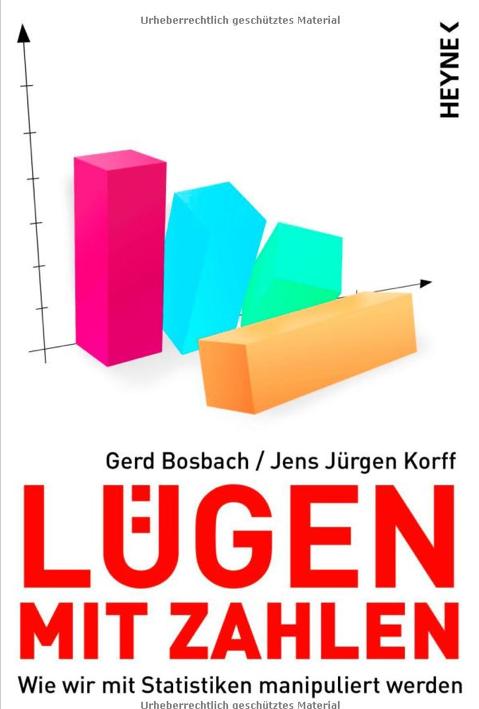 Lügen mit Zahlen – Prof. Dr. Bosbach zeigt auf wie wir mit Statistiken manipuliert werden