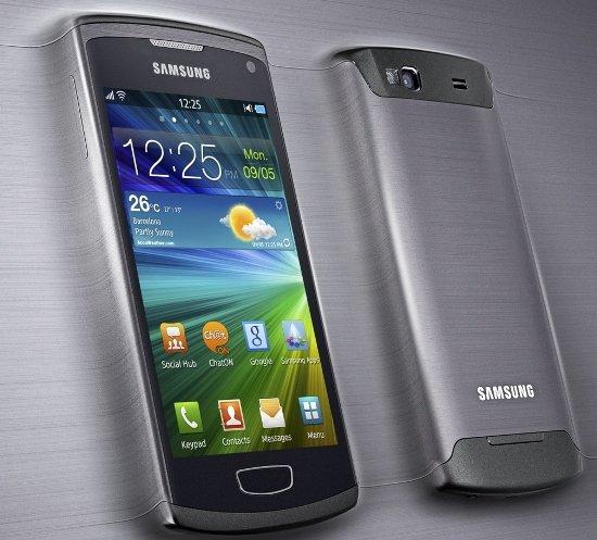 Samsung Bada Wave 3
