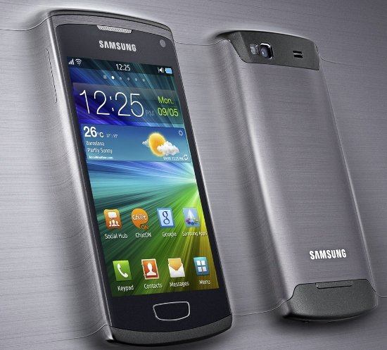 Samsung Bada Smartphone Wave 3 – Video