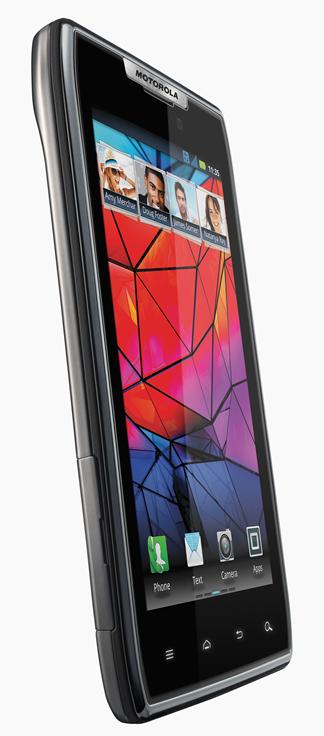 Motorola Droid Razr – 1,2GHz Dual-Core in einem 7,1mm dünnen Smartphone