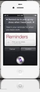 iPhone 4S - Siri
