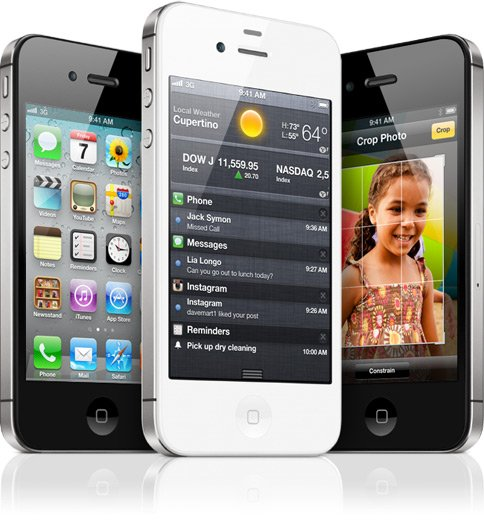 iPhone 4S ab 14.10. in Deutschland – 28.10. Schweiz und Österreich