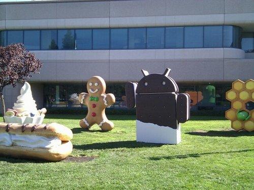 19.10.2011 Google und Samsung Event – Endlich ein Termin