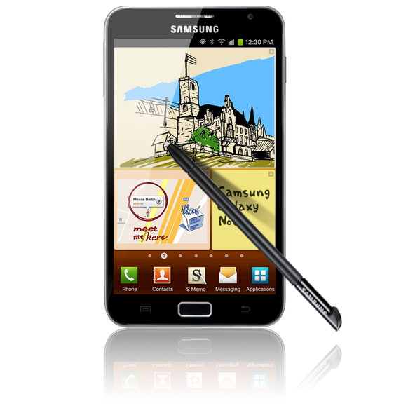 Samsung Galaxy Note – TV Spot